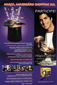 Revista Shopping Rio Sul